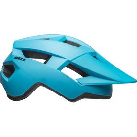 Bell Spark Cykelhjelm, matte bright blue/black